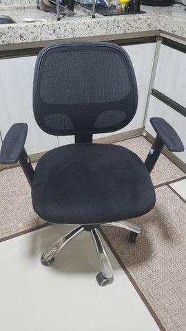 Vendo Cadeiras para escritório. - Foto 6