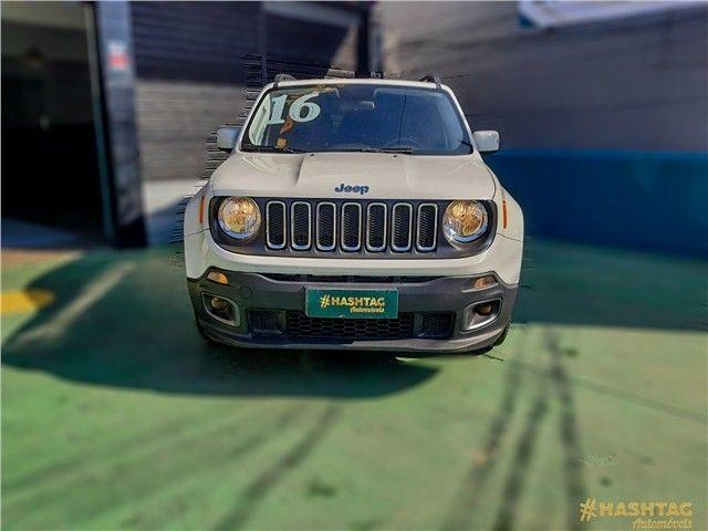 Jeep Renegade 2016 1.8 16v flex longitude 4p automático - Foto 5