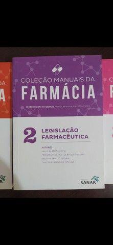 Livro - Coleção Manuais Da Farmácia Para Concursos E Residências - Foto 3