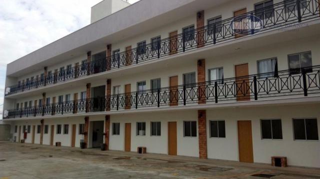 Kitnet residencial para locação, Jardim Sumaré, Araçatuba.