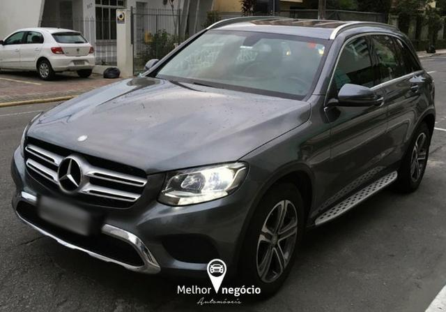 Mercedes-Benz GLC-250 4Matic 2.0 16v TB Aut. Cinza