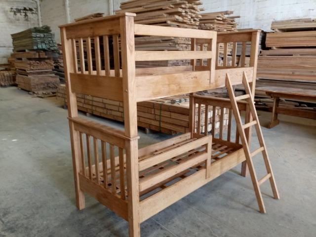 Beliche madeira de angelim - Foto 4