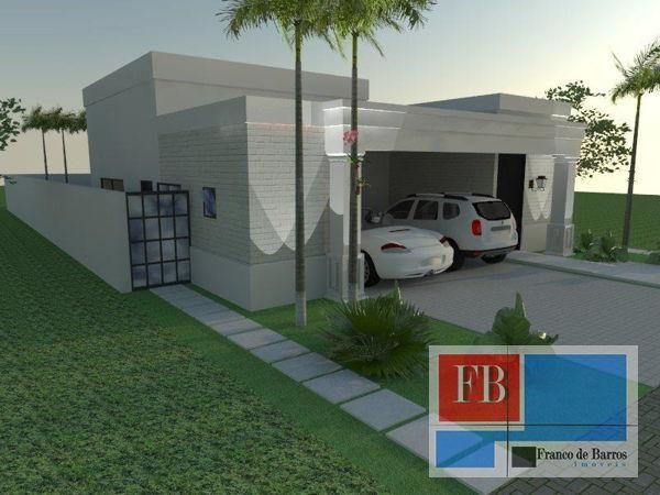 Casa em condomínio com 3 quartos - Bairro Jardim Village do Cerrado em Rondonópolis