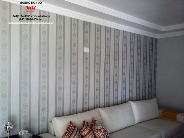 Excelente casa de alto padrão no Condomínio Moradas do Arvoredo em Ibiporã - Foto 12