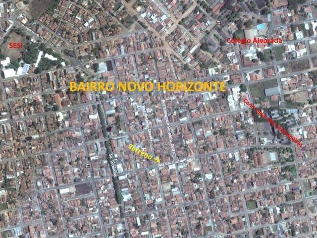 Marabá - Terreno Rua das Castanheiras - Novo Horizonte - Foto 3