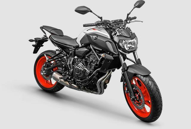 Nova Mt 07 ABS 2020