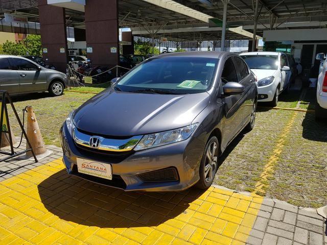 Honda City LX Automático Único Dono 38.000 km