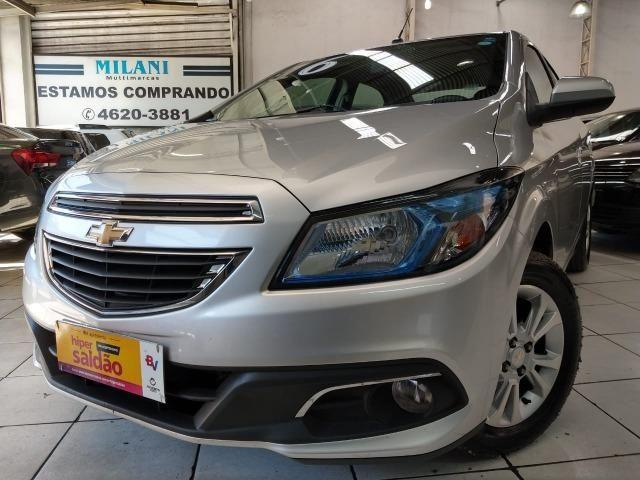 Chevrolet prisma ltz aut. 2016 sem entrada!!!