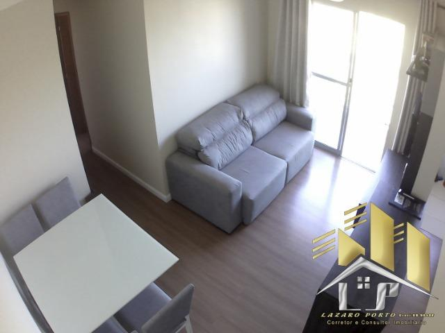 Laz - Apartamento com varanda e com modulados em Manguinhos - Foto 10