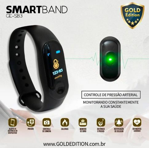 Smart Watch Gold Edition GE-SB3