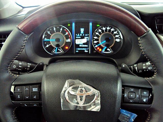 Toyota Hilux SW4 2.8 SRX 4X4 16V TURBO INTERCOOLER  - Foto 11
