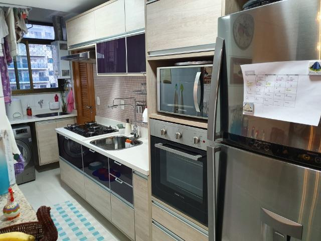 Apartamento com 3 quartos, 80m² na Aroazes - Barra da Tijuca - Foto 8