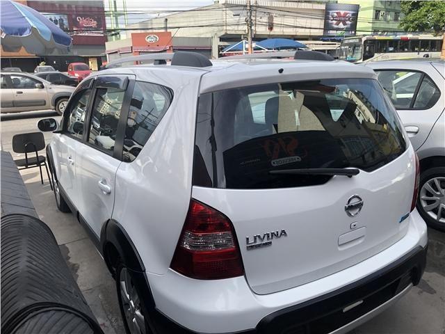 Nissan Livina 1.8 sl x-gear 16v flex/gnv 4p automático - Foto 6
