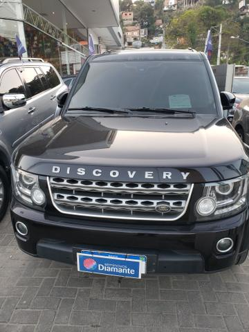 Land Rover Discovery 4/Flamarion *