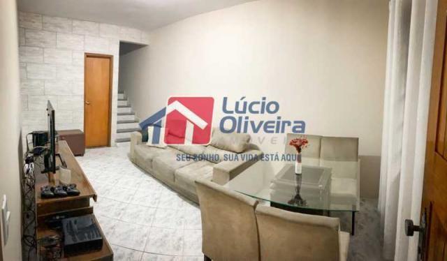 Casa de condomínio à venda com 2 dormitórios em Braz de pina, Rio de janeiro cod:VPCN20026 - Foto 5