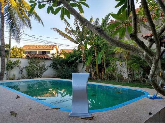Casa 3 quartos com piscina Temporada Cabo frio - Foto 18