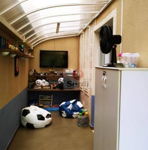 Sobrado com 3 dormitórios à venda, 189 m² por r$ 790.000 - vila do golfe - ribeirão preto/ - Foto 4
