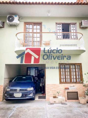 Casa de condomínio à venda com 2 dormitórios em Braz de pina, Rio de janeiro cod:VPCN20026 - Foto 2
