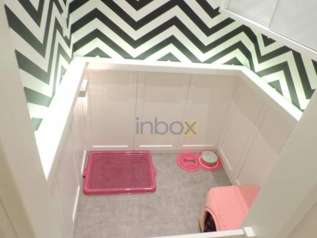 Inbox vende: excelente apartamento de 3 dormitórios (sendo uma suíte, e um escritório), em - Foto 8