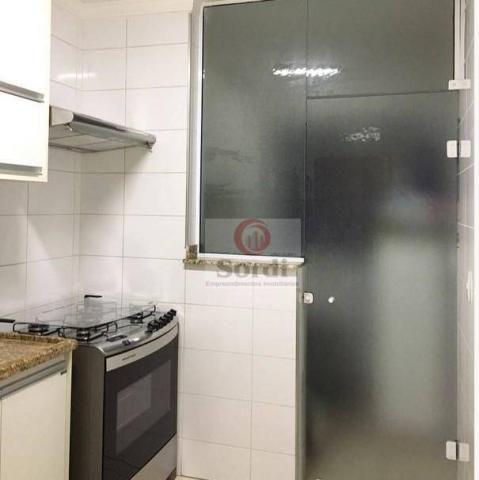 Apartamento com 2 dormitórios à venda, 82 m² por r$ 380.000 - jardim paulista - ribeirão p - Foto 17