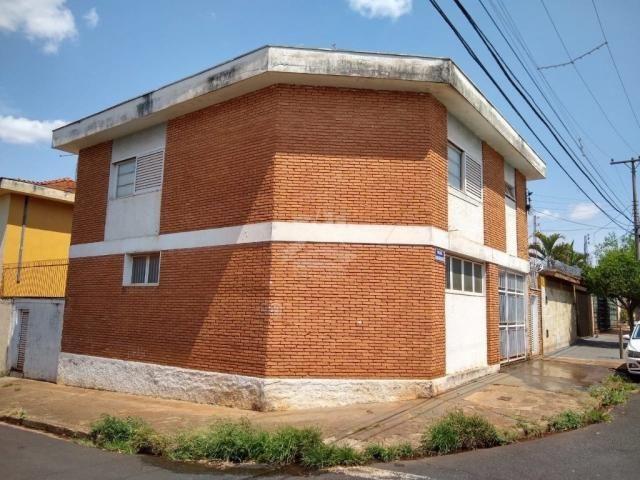 Casa à venda com 3 dormitórios em Sumarezinho, Ribeirão preto cod:58755