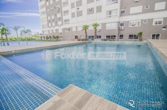 Apartamento à venda com 2 dormitórios em São sebastião, Porto alegre cod:192587 - Foto 13