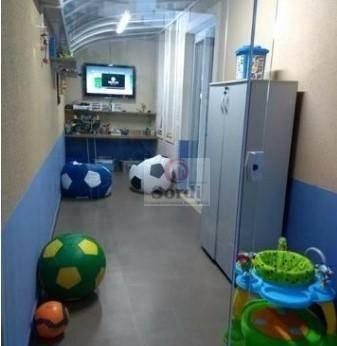 Sobrado com 3 dormitórios à venda, 189 m² por r$ 790.000 - vila do golfe - ribeirão preto/ - Foto 2