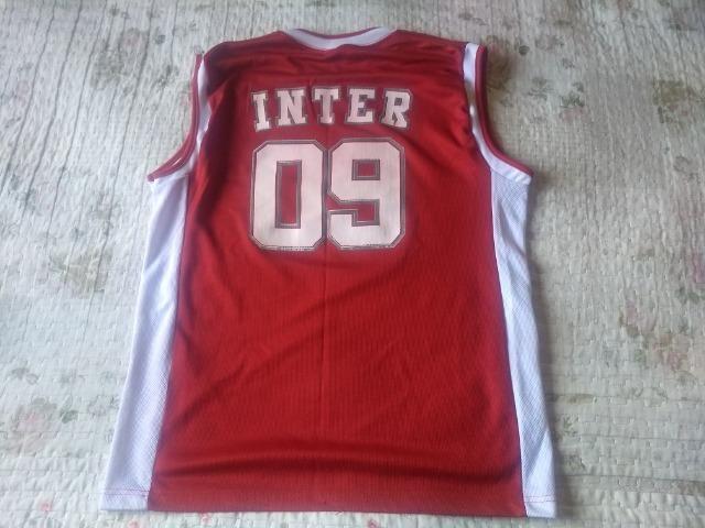 Camisa regata sport club internacional - Foto 3