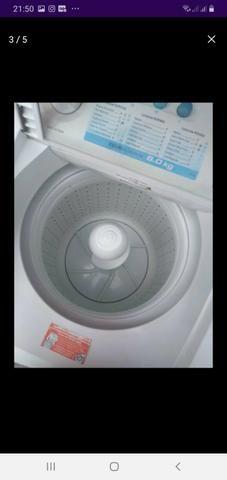 Maquina de lavar Electrolux 8kg turbo limpeza - Foto 2