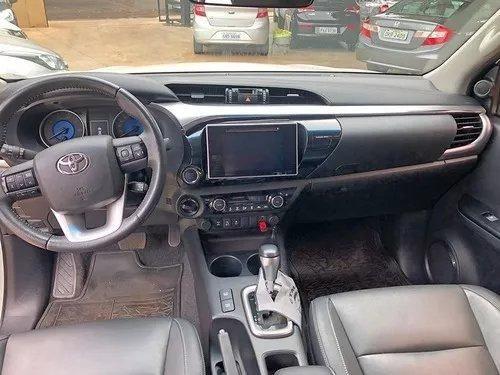 Toyota Hilux 2.8 SRX 4X4 CD 16V DIESEL AUTOMÁTICO - Foto 5