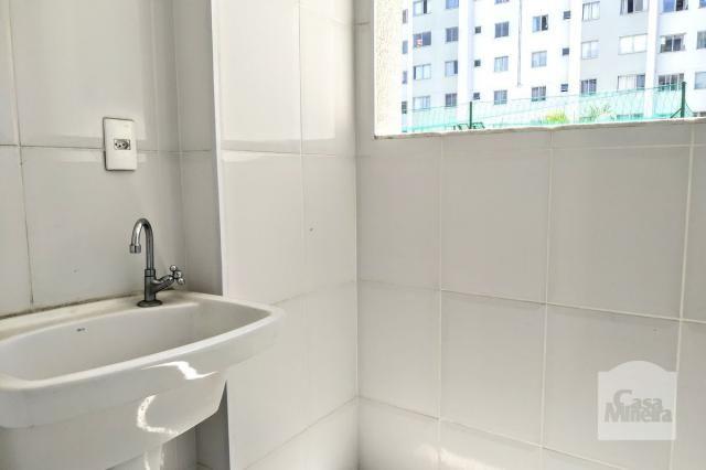 Apartamento à venda com 3 dormitórios em Caiçaras, Belo horizonte cod:256280 - Foto 12