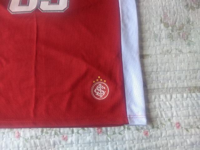 Camisa regata sport club internacional - Foto 2