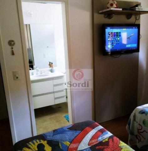 Sobrado com 3 dormitórios à venda, 189 m² por r$ 790.000 - vila do golfe - ribeirão preto/ - Foto 9