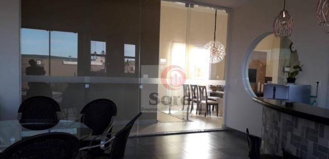 Casa com 4 dormitórios à venda, 304 m² por r$ 1.590.000 - condomínio buona vita ribeirão - - Foto 9