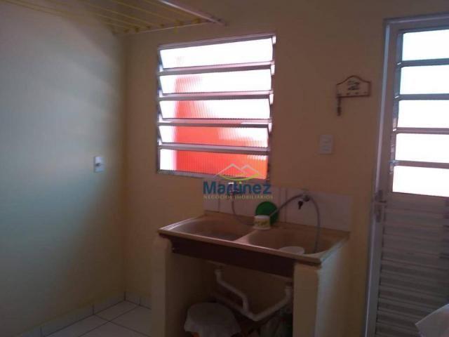 Casa com 2 dormitórios à venda, 80 m² por r$ 400.000 - jardim grimaldi - são paulo/sp - Foto 7