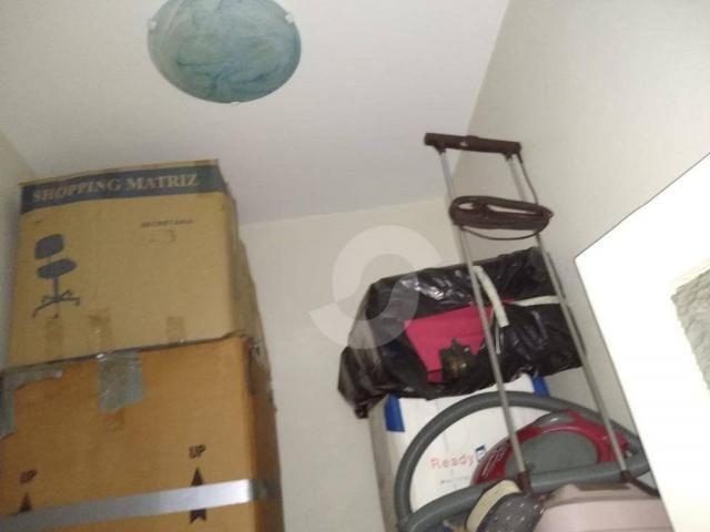 Apartamento com 2 dormitórios para alugar, 121 m² por r$ 1.800,00/ano - icaraí - niterói/r - Foto 9