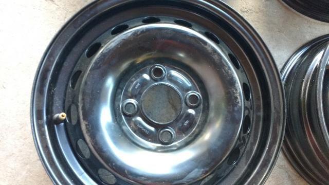 Rodas 14 ford 4x108 novas - Foto 2