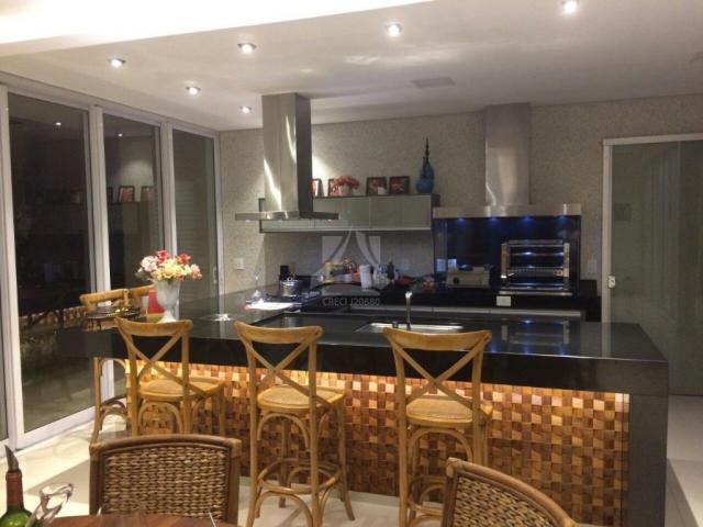 Casa de condomínio à venda com 5 dormitórios em Alphaville, Ribeirão preto cod:52331 - Foto 12