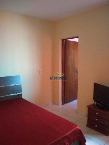 Casa com 2 dormitórios à venda, 80 m² por r$ 400.000 - jardim grimaldi - são paulo/sp - Foto 20