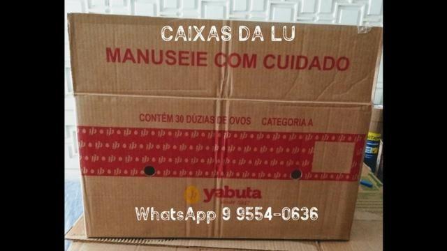 Caixas de Papelão para mudança - R$2,00 (unidade * (whatsApp) - Foto 2