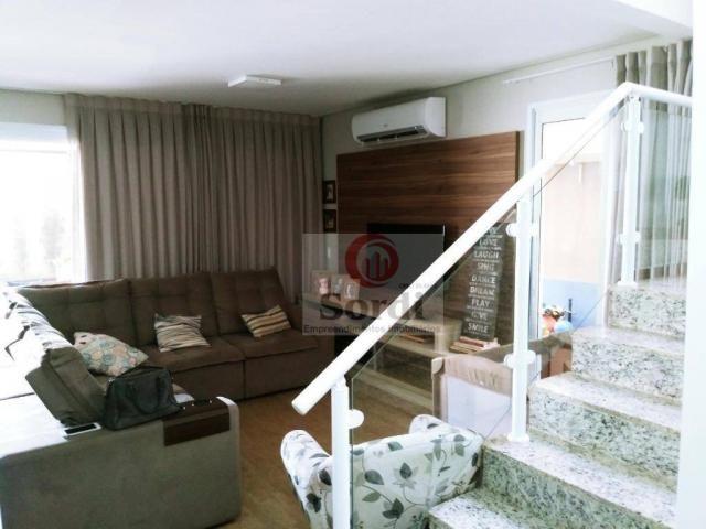 Sobrado com 3 dormitórios à venda, 189 m² por r$ 790.000 - vila do golfe - ribeirão preto/ - Foto 3