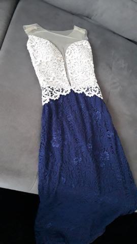 Vendo vestido longo de festa 34/36