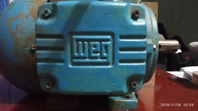 Vendo motor trifásico - Foto 5