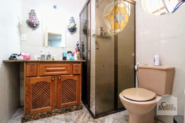 Casa à venda com 4 dormitórios em Caiçaras, Belo horizonte cod:256349 - Foto 19