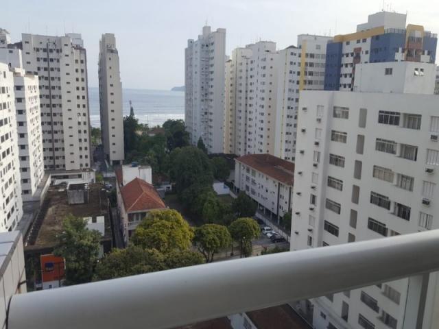 Apartamento para alugar com 2 dormitórios em Embaré, Santos cod:AP00437 - Foto 4