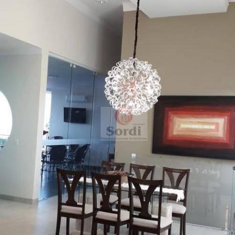 Casa com 4 dormitórios à venda, 304 m² por r$ 1.590.000 - condomínio buona vita ribeirão - - Foto 5