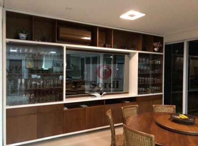 Sobrado com 5 dormitórios à venda, 413 m² por r$ 1.750.000,00 - alphaville - ribeirão pret - Foto 8