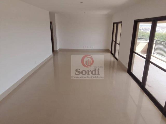 Apartamento com 3 dormitórios à venda, 168 m² por r$ 1.050.000 - (l-10) - ribeirão preto/s - Foto 2