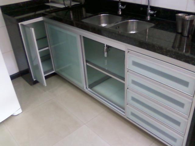 Móveis Projetados Alumínio e Vidro * - Foto 5