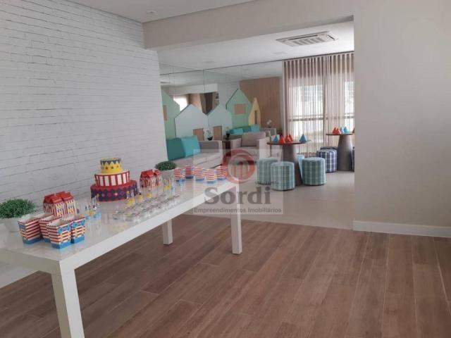 Apartamento à venda, 95 m² por r$ 637.000,00 - bosque das juritis - ribeirão preto/sp - Foto 20